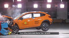 Subaru XV 2017 - test Euro NCAP