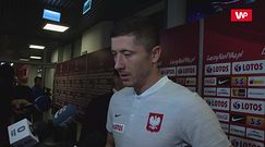 Robert Lewandowski: Po jednym meczu nie wszystko będzie wyglądało tak jak trzeba