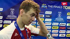 Artur Szalpuk po zdobyciu złota MŚ: będzie kurą domową, liczy na tydzień wolnego, ale mógłby jeszcze grać