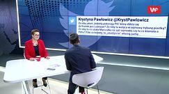 Mocny wpis Pawłowicz. Katarzyna Lubnauer odpowiada