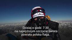 Miłka Raulin: Na szczycie Everestu zostawiłam kawałek siebie. Byłam upojona szczęściem [3/4] [Sektor Gości]