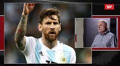 """Messi nie poradził sobie z presją? """"Jestem pewny, że po mundialu zrezygnuje z gry w reprezentacji"""""""