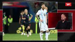 Mundial 2018. Messi nie radzi sobie z presją. Argentyna kompletnie zawodzi