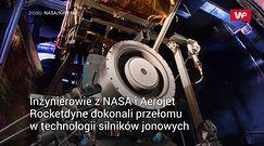 Udany test nowego silnika NASA