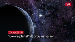 Egzoplaneta wielkości Ziemi
