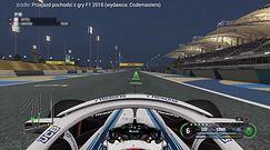GP Bahrajnu. Tak wygląda okrążenie toru oczami kierowcy