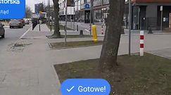Google Maps AR - rozszerzona rzeczywistość. Oto jak działa