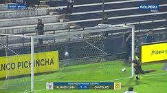 #dziejesiewsporcie: efektowna przewrotka w lidze peruwiańskiej
