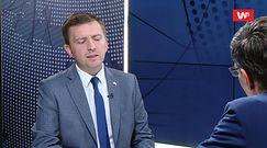 Wybory parlamentarne 2019. Łukasz Schreiber: Grzegorz Schetyna zrejterował w Warszawie