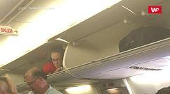 Stewardesa miała naprawdę dość. Oto co zrobiła