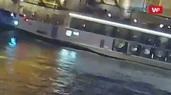 Zatonął natychmiast. Zobacz nagranie z katastrofy na Dunaju