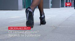 5 patentów na obcierające buty