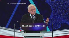 """Jarosław Kaczyński na konwencji PiS. """"Polska smacznym kąskiem"""""""