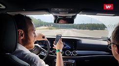 Tak się kończy przeglądanie rzeczy na telefonie podczas jazdy - eksperyment