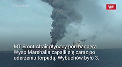 Atak na tankowce na Zatoce Omańskiej