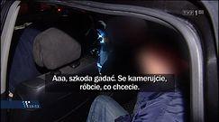 Policjanci walczą z nieuczciwymi taksówkarzami