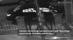 Fałszywy taksówkarz próbował zgwałcić pasażerkę