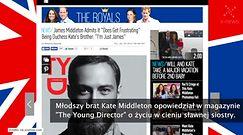 Kim jest brat księżnej Kate?