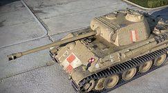 Czołg z powstania warszawskiego w wirtualnej wersji