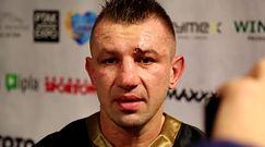 Tomasz Adamek: Chciałbym stoczyć jeszcze jedną dużą walkę (WIDEO)