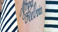 Nieudany tatuaż przyczyną zmiany imienia