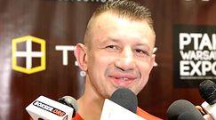 Tomasz Adamek uzależnia przyszłość od decyzji żony: Ciężko jest z moją babą dyskutować!