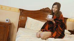 Nie pij herbaty przed snem