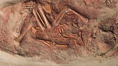 Odkryli grób niemowląt z epoki paleolitu
