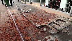 Chorwacja. Trzęsienie ziemi nieopodal miejscowości Petrinja