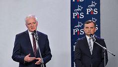 """Nowy sondaż dla WP. Ziobro i Gowin """"rozczytani"""" przez prof. Dudka"""