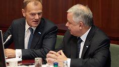 Donald Tusk ujawnił słowa Lecha Kaczyńskiego. Gość WP był w samolocie do Gruzji