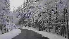 Zaspy w połowie kwietnia. Zaskakująca pogoda w Beskidach
