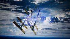 Międzynarodowa Stacja Kosmiczna ISS nad Polską. Można ją zobaczyć na niebie do końca lipca