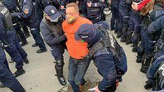 Paweł Tanajno zatrzymany przez policję