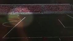 16-latek trafiony przez piorun. Nagranie z treningu piłki nożnej