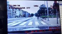 Przejechał na czerwonym świetle. Rowerzysta został ukarany wysokim mandatem