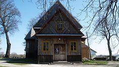 Parafia w Żabiance. Niezwykłe odkrycie pod posadzką kościoła