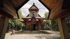 Góra Grabarka na Podlasiu. Miejsce, które chroniło przed epidemią