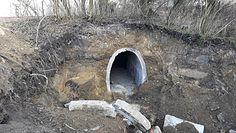 Niszczyli poniemieckie tunele. Musiał interweniować konserwator zabytków