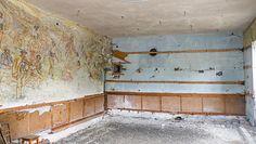 Niezwykłe malowidła w podhalańskich ruinach. Zdjęcia od Małopolskiego Konserwatora Zabytków