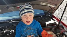 Poszukiwania 3,5 - letniego Kacperka z Nowogrodźca trwają. Dziennikarz Wirtualnej Polski nagrał film na miejscu