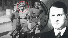 Hans Kammler ukrył się w USA?