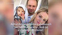 """Anita i Adrian wciąż śledzą """"Ślub od pierwszego wejrzenia"""". Zdradzili, komu kibicują"""