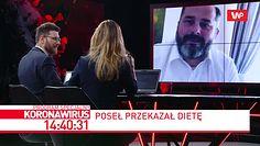 Koronawirus w Polsce. Polityk Lewicy Arkadiusz Iwaniak przekazał szpitalowi w Płocku dietę poselską