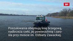 Przeczesują Wisłę w Toruniu. Trwa akcja poszukiwawcza 28-latka