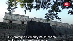 Tajemnicze przejście. Wielkie odkrycie w pałacu Majów