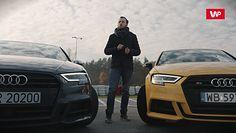 Autokult: test porównawczy opon zimowych, pierwsza jazda Audi RS7 i Porsche Taycanem