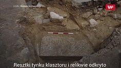 Zaginione opactwo. Odkryli świątynię pod świątynią