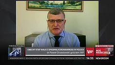Dr Grzesiowski wyjaśnia, kiedy ozdrowieńcy powinni się zaszczepić przeciwko COVID-19