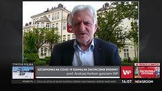 Szczepionka na COVID-19. Ozdrowieńcy muszą się szczepić? Prof. Andrzej Horban wyjaśnia